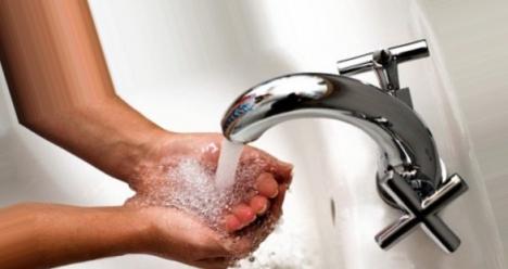 Провести воду  в дом и поменять отопление.