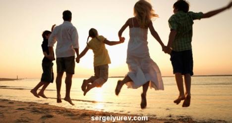 создать крепкую хорошую семью с любимым и любящим человеком