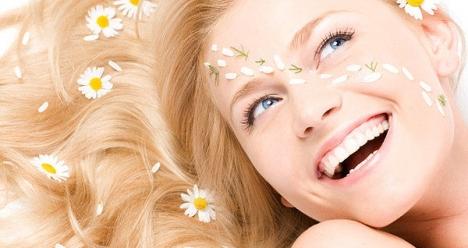 красивая здоровая улыбка
