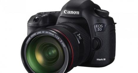 Фотоаппарат Canon 5D MarkIII